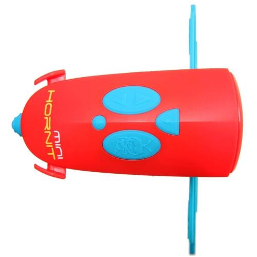 Claxon Mini Hornit cu Lumina Rosu Albastru thumbnail