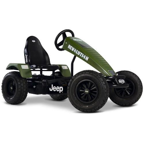 BERG Toys Kart Jeep Revolution BFR