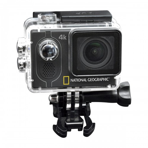 National Geographic Camera Video Motion Pro Ultra HD 4K Waterproof