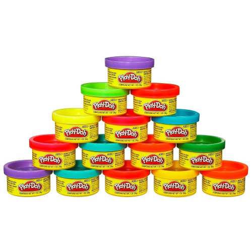 Set Plastilina Play-Doh Party Bag 15 Cutii