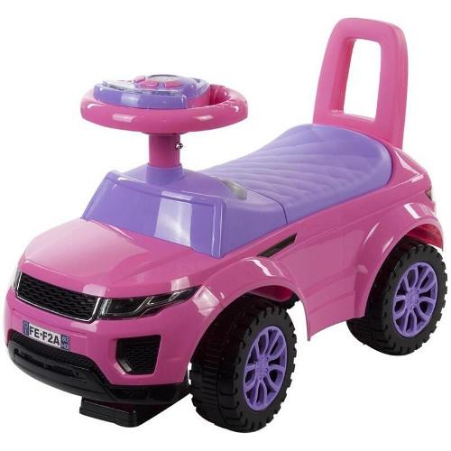 Masinuta fara Pedale Land Rover Roz