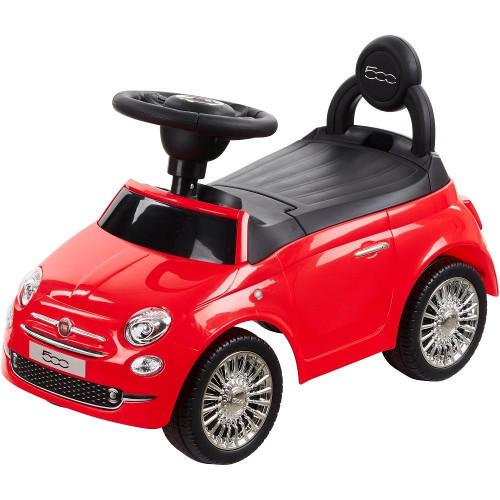 Sun Baby Masinuta fara Pedale Fiat 500 Rosie