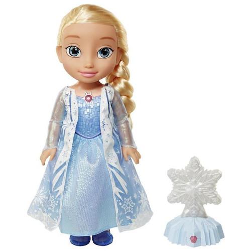 Papusa cu Functii Elsa Luminile Nordului
