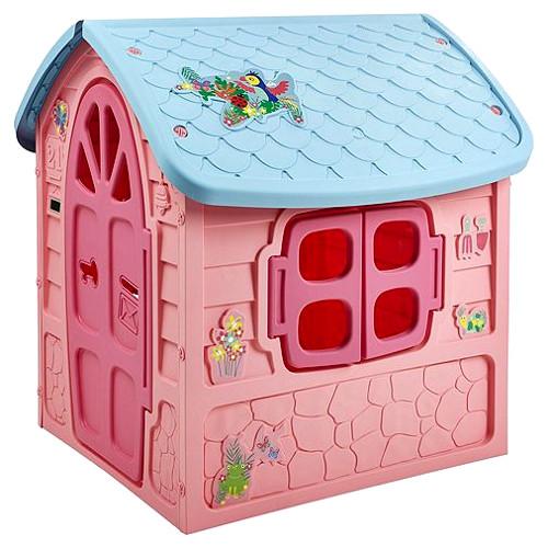 Casuta de Joaca pentru Copii Roz
