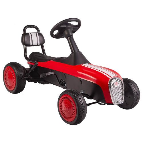 KidsCare Kart cu Pedale Retro