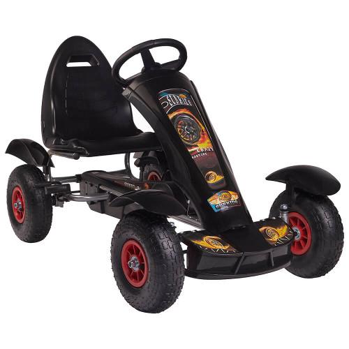 KidsCare Kart cu Pedale F618 Air