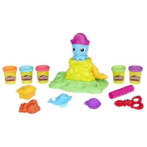 Set Plastilina Play-Doh Caracatita Cranky