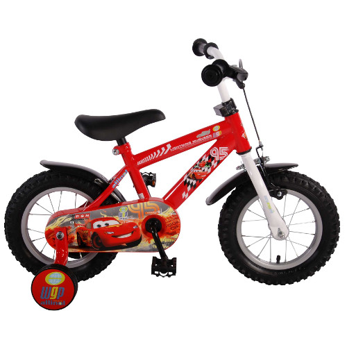 E and L Cycles Bicicleta Disney Cars 12 inch