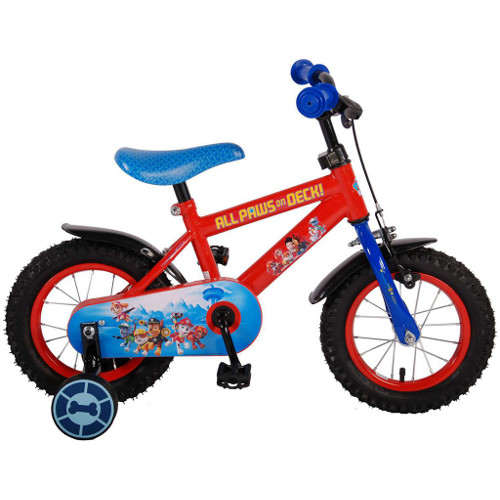 E and L Cycles Bicicleta Paw Patrol 12 inch