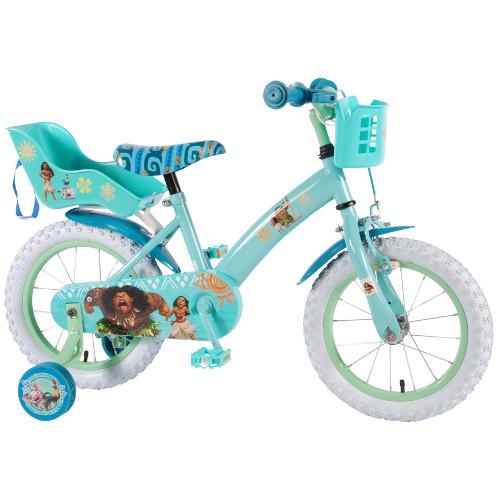E and L Cycles Bicicleta Disney Vaiana 14 inch