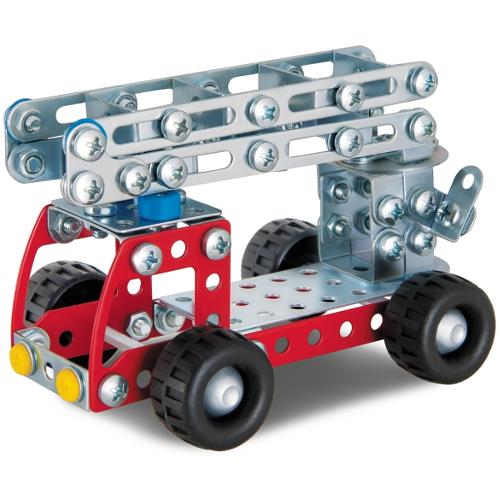 Set de Constructie Masina de Pompieri