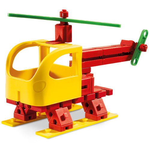 Set de Constructie Junior Little Starter 6 Modele