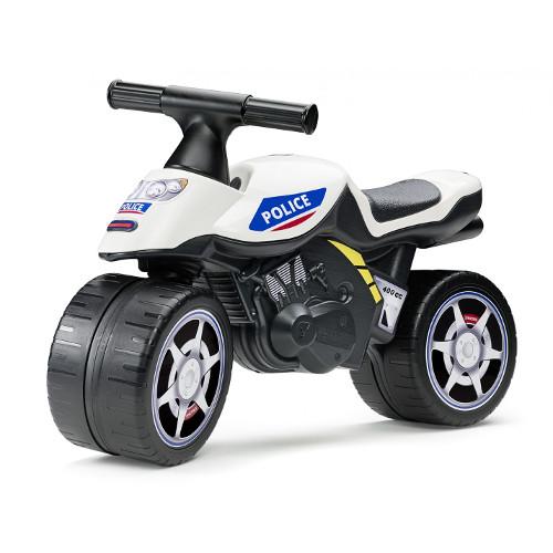 Vehicul fara Pedale Moto X-Racer Police Bike 400cc