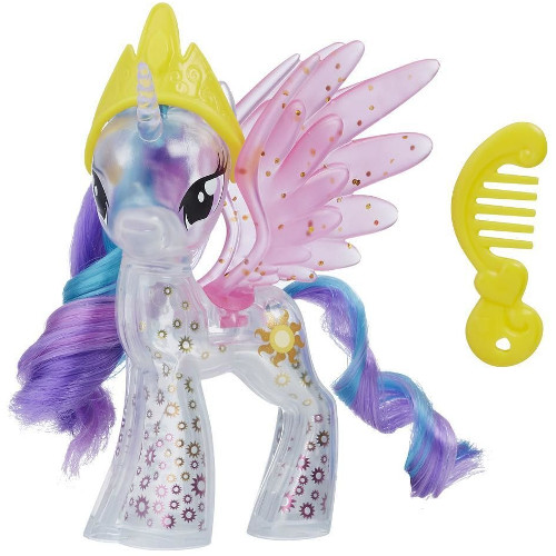 Figurina My Little Pony Glitter Celebration Princess Celestia