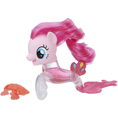 Hasbro Figurina My Little Pony the Movie Pinkie Pie Flip & Flow Seapony