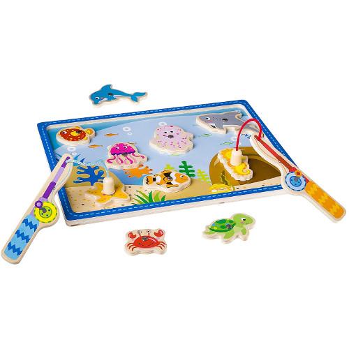 Tooky Toy Joc La Pescuit