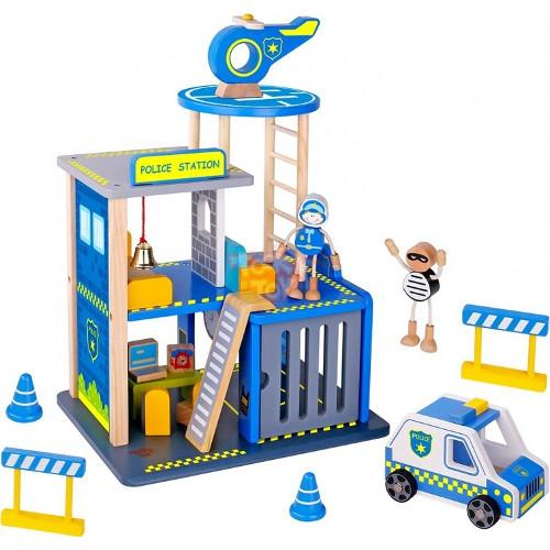 Set de Constructie Sectia de Politie thumbnail