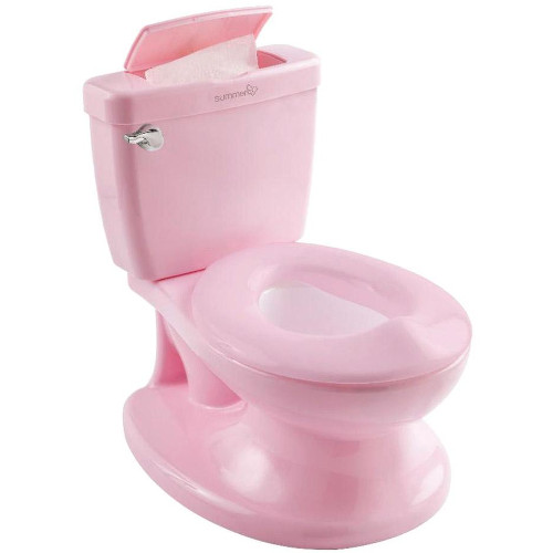 Summer Infant Olita cu Sunete My Size Potty Pink