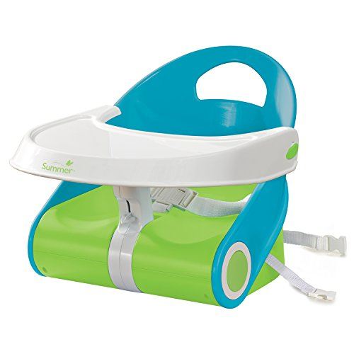 Booster Sit in Style Blue Green