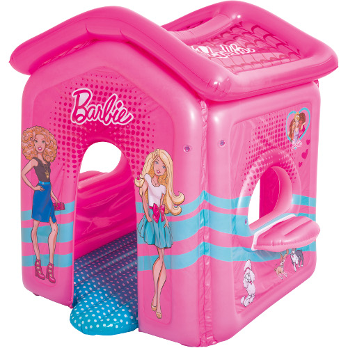 Casa de Joaca Gonflabila Malibu Barbie thumbnail
