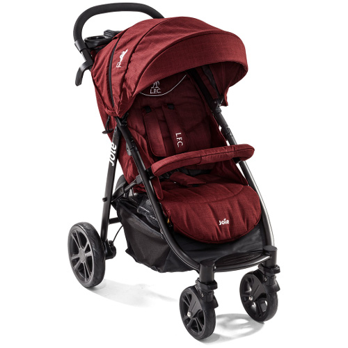 Carucior Multifunctional Litetrax 4 Flex Liverpool Red thumbnail