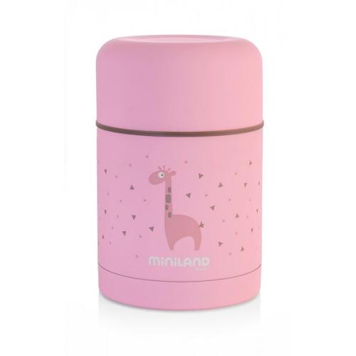 Termos Mancare Solida Silky Pink 600 ml thumbnail
