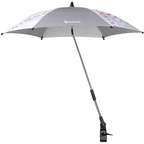 Badabulle Umbrela Anti-UV Grey