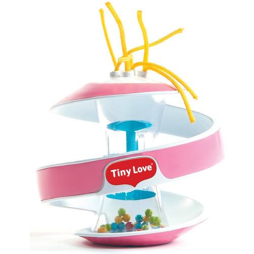 Tiny Love Jucarie Spirala cu Rainstick Roz
