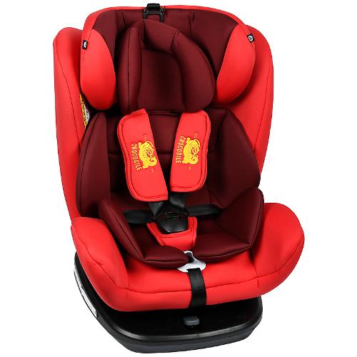 Scaun Auto Tweety cu Isofix Rotativ 360 Grade Red 0 – 36 kg