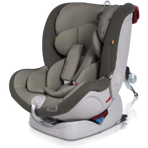 Scaun Auto Rotativ 4 in 1 One Morecambe Grey 0-36 kg