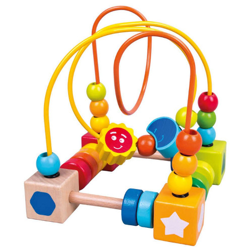 Cub cu Activitati Labirintul cu Margele