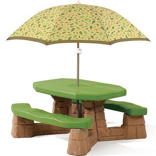 Masuta Picnic cu Umbrela