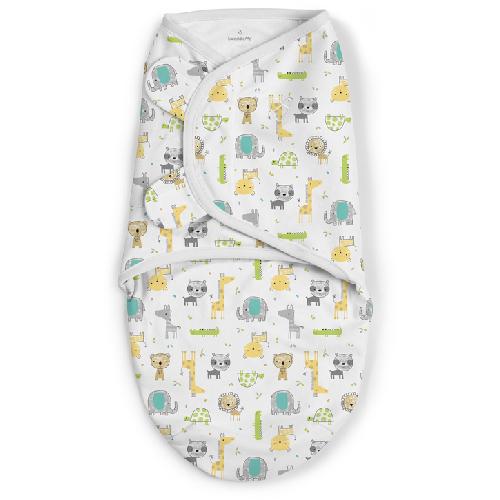 Summer Infant Sistem de Infasare Bebe Safari Excursion 0 – 3 Luni