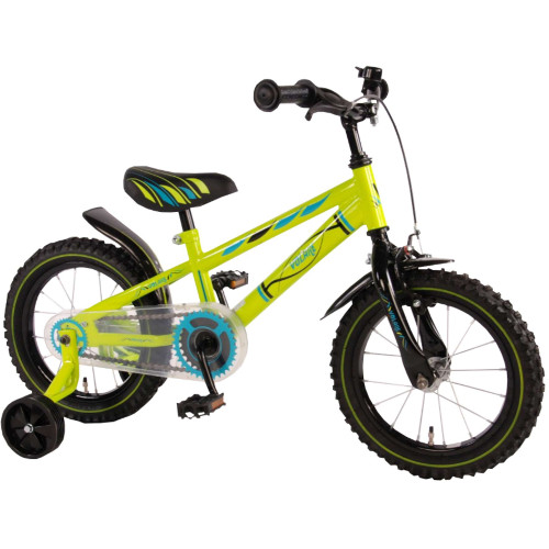 Bicicleta Blade Electric Green 14 inch