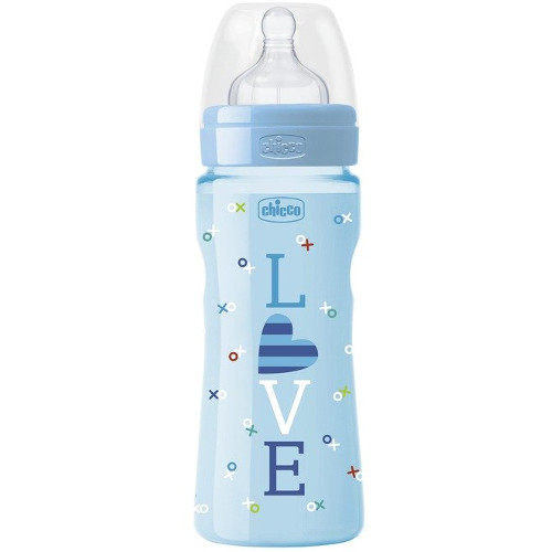 Biberon WellBeing Love Edition PP 330 ml thumbnail