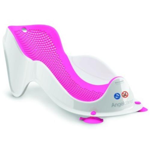 Angelcare Mini Suport Pentru Baie Pink