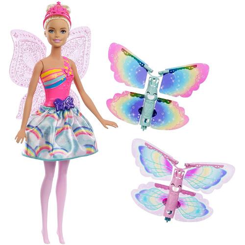 Mattel Papusa Barbie Dreamtopia Zana Zburatoare