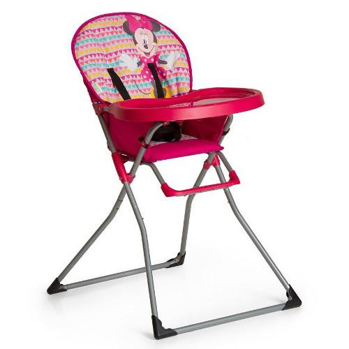 Hauck Scaun de Masa Mac Baby Minnie Geo Pink