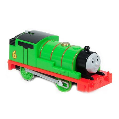Locomotiva Motorizata Trackmaster Thomas and Friends - Percy thumbnail