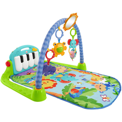 Fisher-Price Salteaua de Activitati Piano Gym