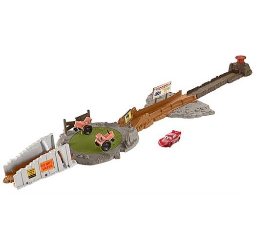 Mattel Set de Joaca Cursa Infernala Cars 3