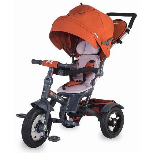 Coccolle Tricicleta Multifunctionala Giro Plus