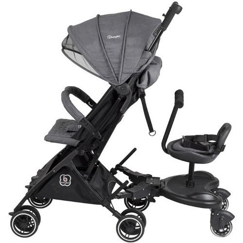 BabyGo Adaptor WeGo Saddle pentru al Doilea Copil cu Scaun Inclus