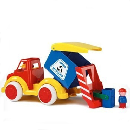 Camion Gunoi cu 2 Figurine Super thumbnail