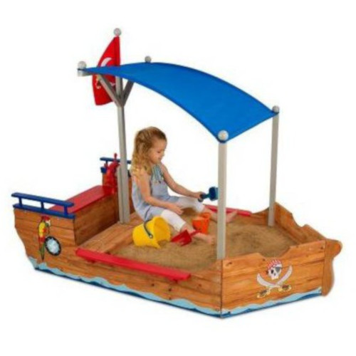 KidKraft Spatiu De Joaca Barca Piratilor Kidkraft