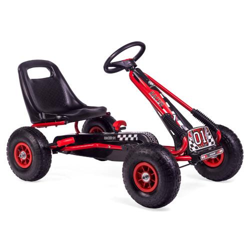 Kart cu pedale Racer Air thumbnail
