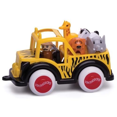 Camion Safari cu Ghid si Animale Jumbo