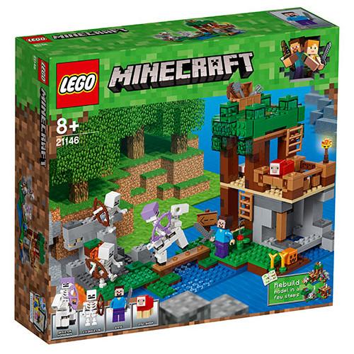 LEGO Minecraft Atacul Scheletelor 21146