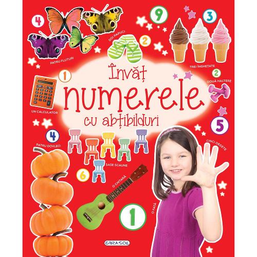 Invat Numerele cu Abtibilduri thumbnail