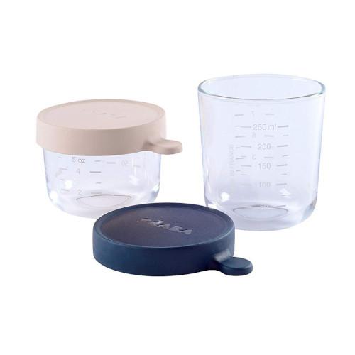 Beaba Set 2 Recipiente Sticla 150/250 ml